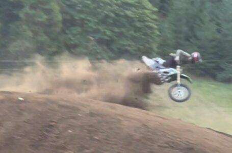 220FT Dirt Bike Crash (Big Hill Jam) – Buttery Vlogs Ep105