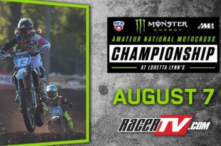 LIVE – DIRECTO 2021 Loretta Lynn's Amateur National Motocross Championship – Day 5