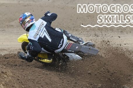 ¡Captura de habilidades increíbles de motocross en video!