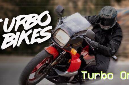 Las mejores Motos con TURBO y Sobrealimentadas de la historia