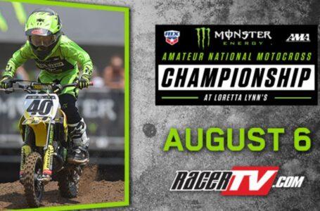 LIVE – DIRECTO 2021 Loretta Lynn's Amateur National Motocross Championship – Day 4