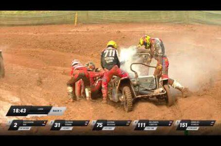 Sábado Newsfeed GP2 Lange, Campeonato del Mundo de Sidecarcross de Estonia