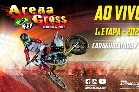 Directo – Arena Cross 2021 Brasil – AO VIVO – 1ª Etapa Caraguatatuba 25/09