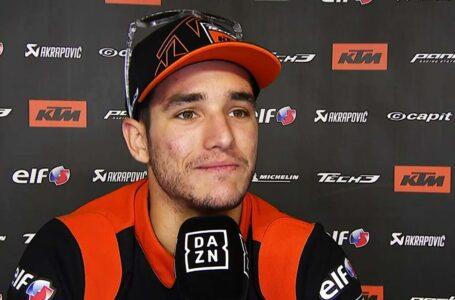 Iker Lecuona, sobre KTM: «No quiero ni escucharlos» | MotoGP