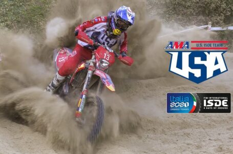 Best of USA ISDE Team – Six Days of Enduro Italy 2021 by Jaume Soler