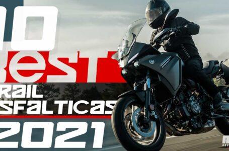Las 10 mejores motos Trail – Asfálticas de media cilindrada 2021