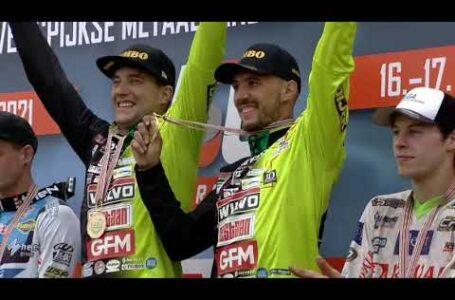 Etienne Bax y Nicolas Musset campeones del mundo de Sidecacross 2021