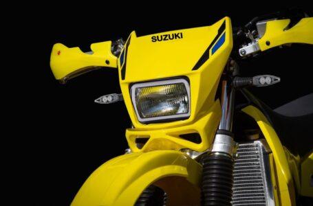 SUZUKI DRZ 400S ¡El Poderoso Monstruo Japones!