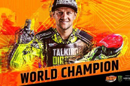 Artem Laguta coronado campeón del mundo | FIM Speedway Grand Prix