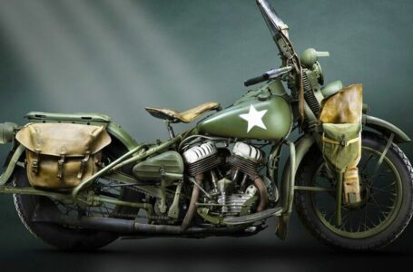 Las 10 Motocicletas Militares mas Icónicas de la Historia