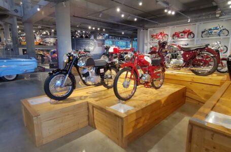 El Barber Vintage Motorsports Museum