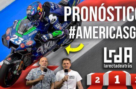 Pronóstico de MotoGP para el Gp de las Américas 2021